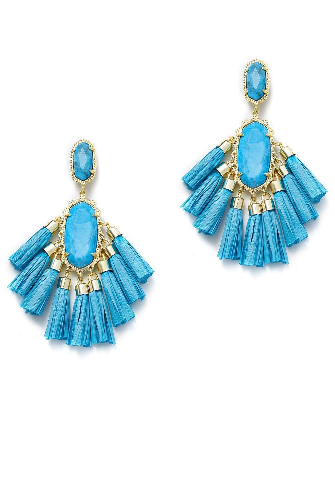 Kristen Earrings in Blue Kendra Scott IesJ8aulm8