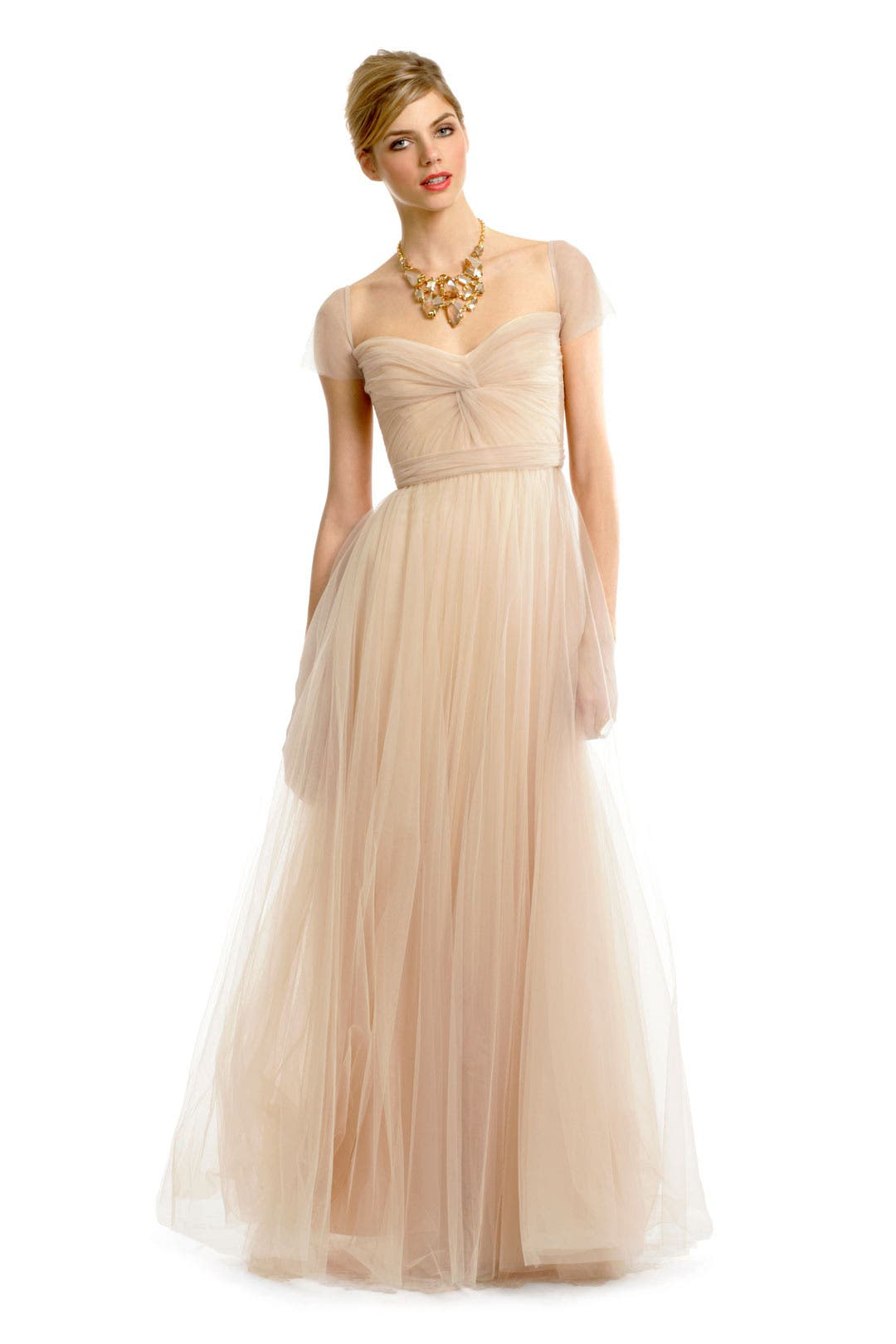 Florence gown by reem acra for 70 rent the runway for Rent for wedding dress
