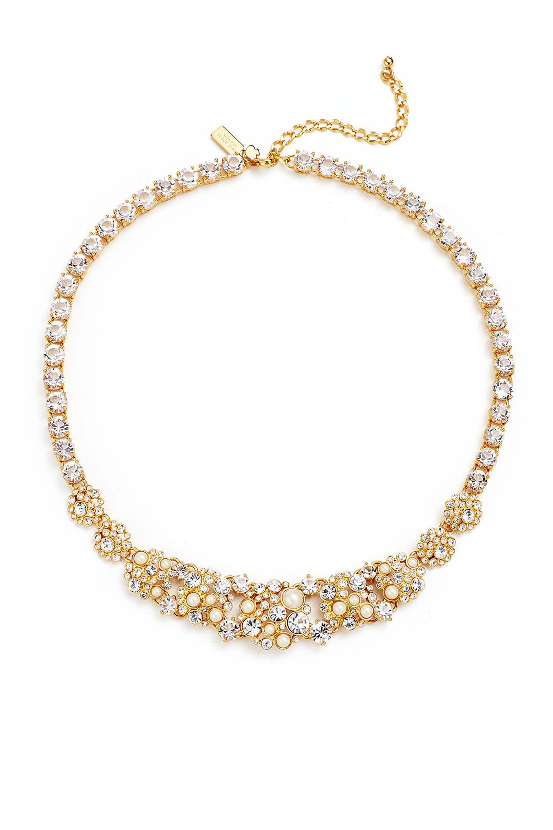 Pick A Pearl Graduated Necklace By Kate Spade New York Accessories For $40   Rent The Runway