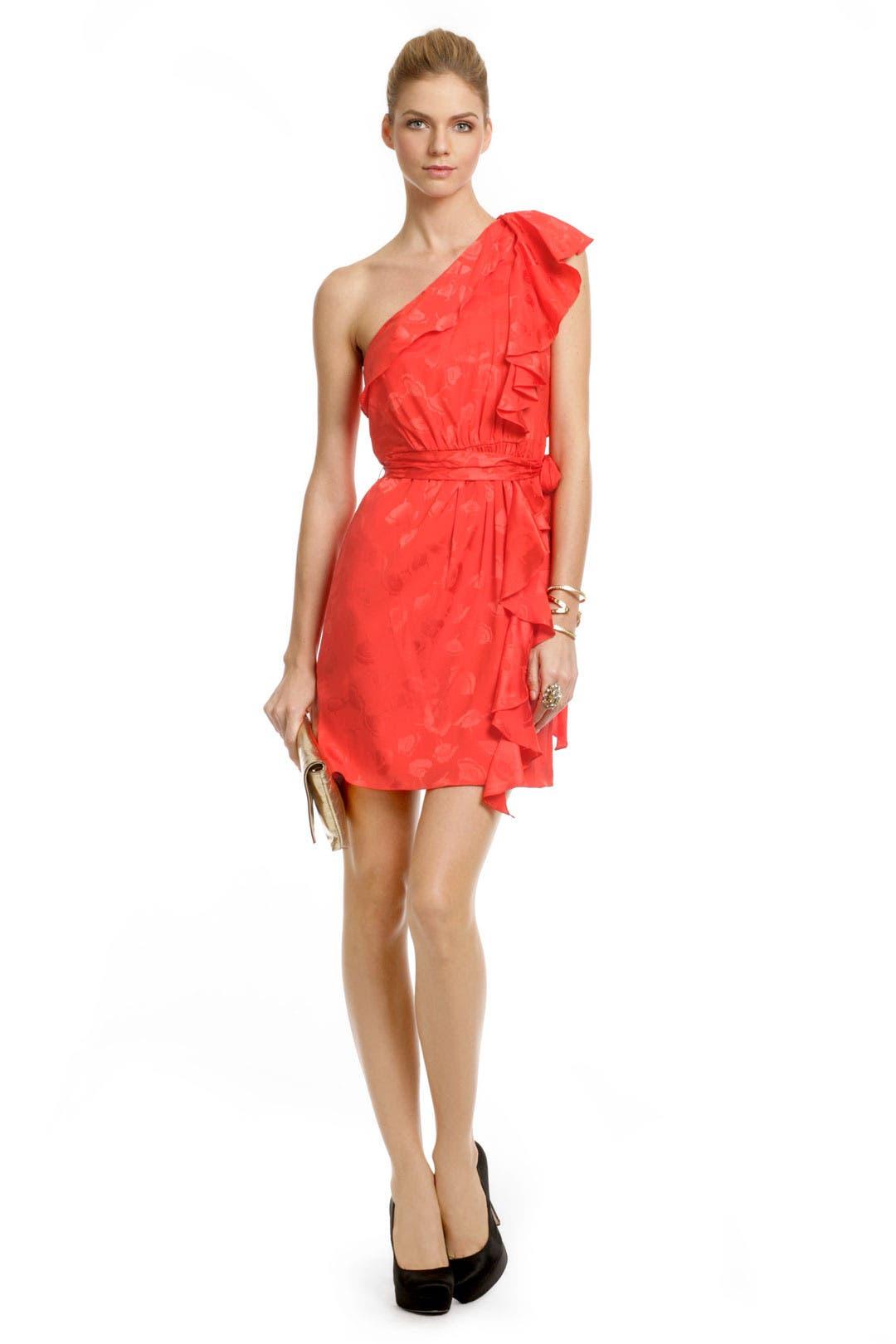 Flutter Away Dress by Milly