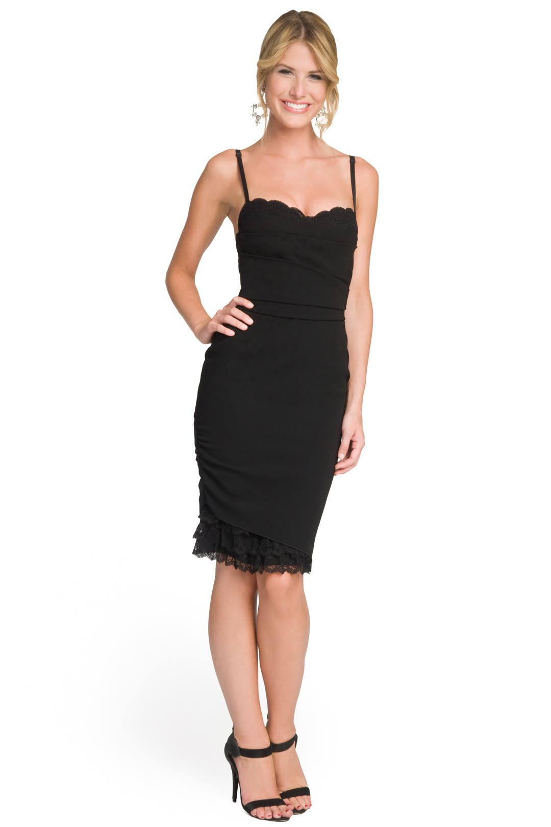 Death by Seduction Dress by Moschino Cheap And Chic