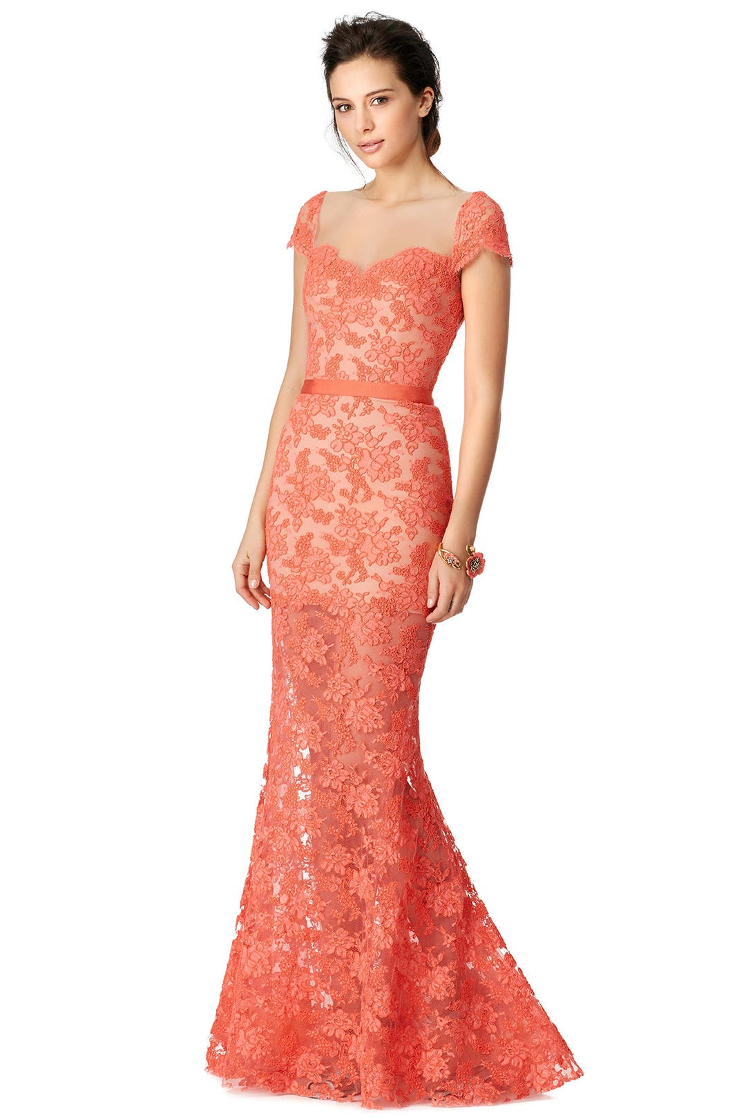 Helenium Gown by Reem Acra for $800   Rent the Runway