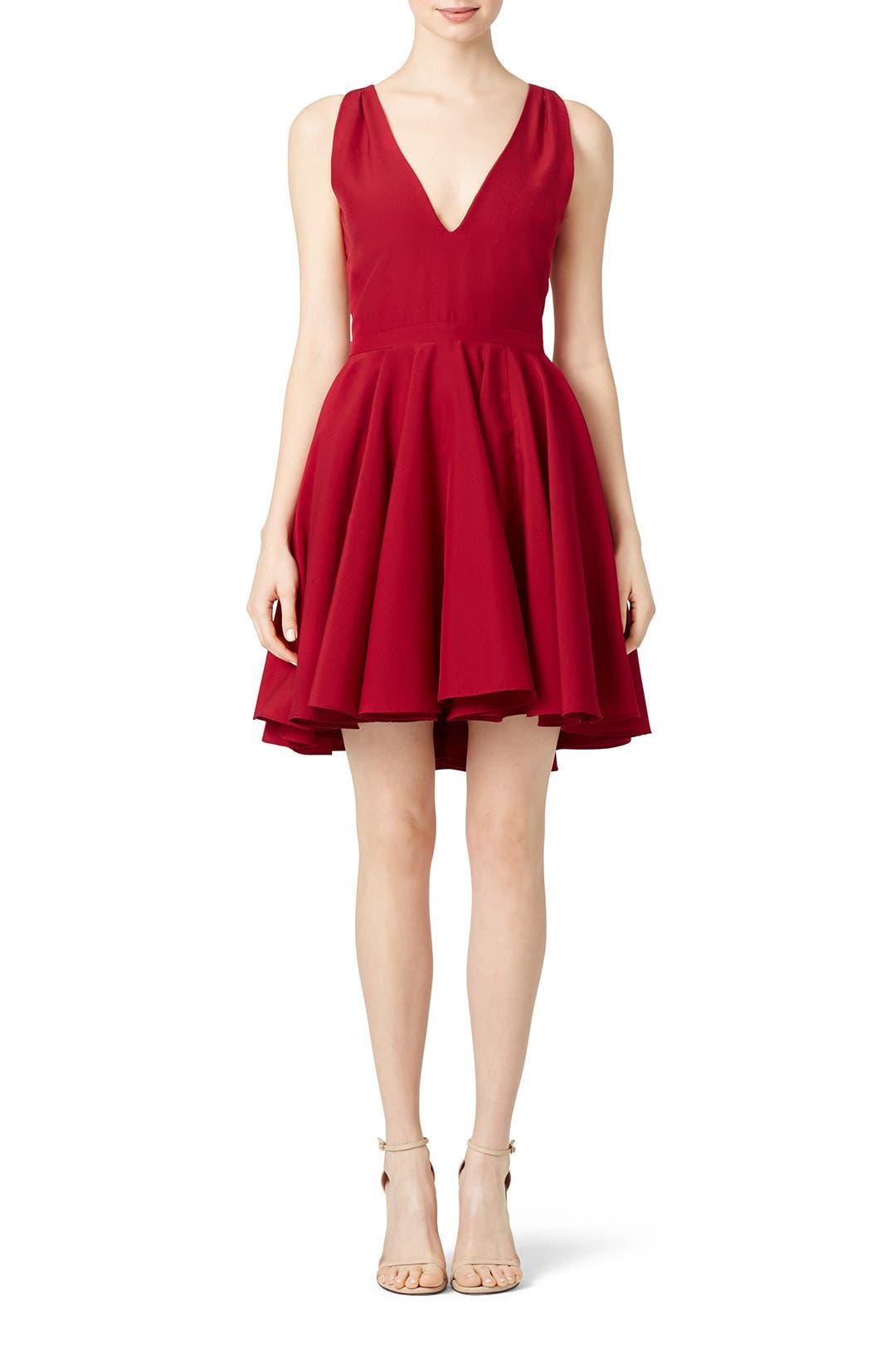 Down the Middle Dress by allison parris