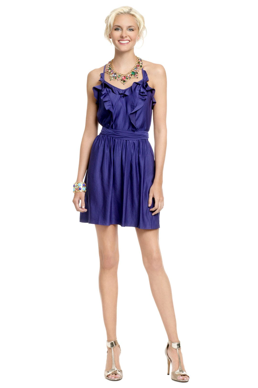 Homecoming Queen Dress by Rebecca Taylor for $42 - Rent the Runway