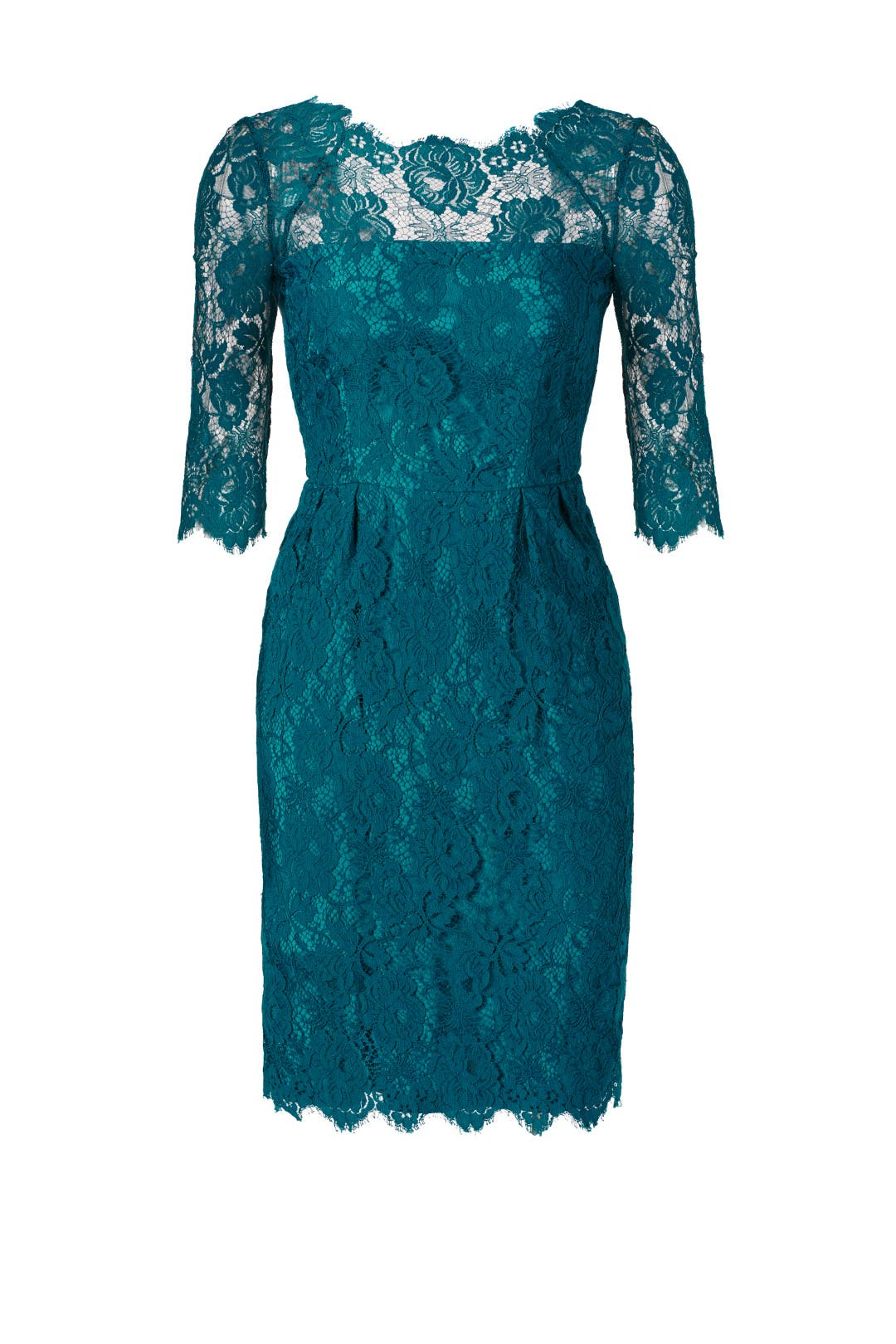 Sophia Lace Shift by Milly