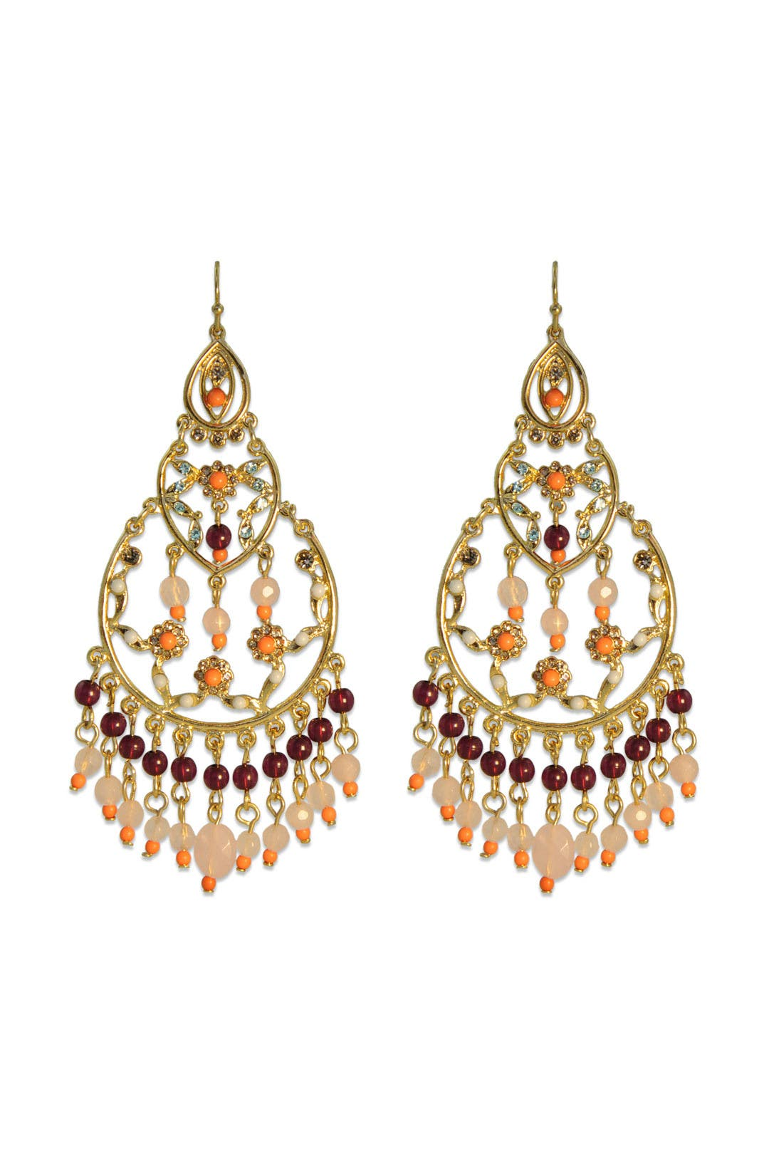 Nights In Bombay Earrings by Lee Angel