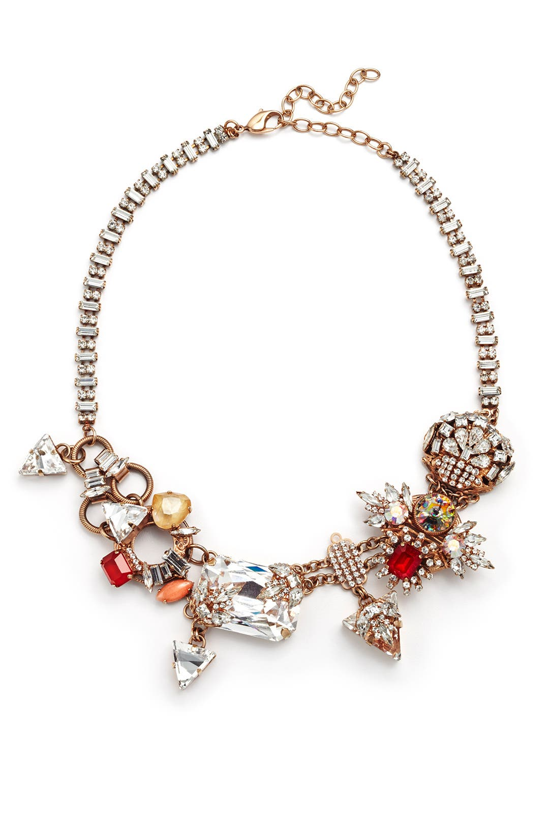In the Mood for Love Necklace by Erickson Beamon
