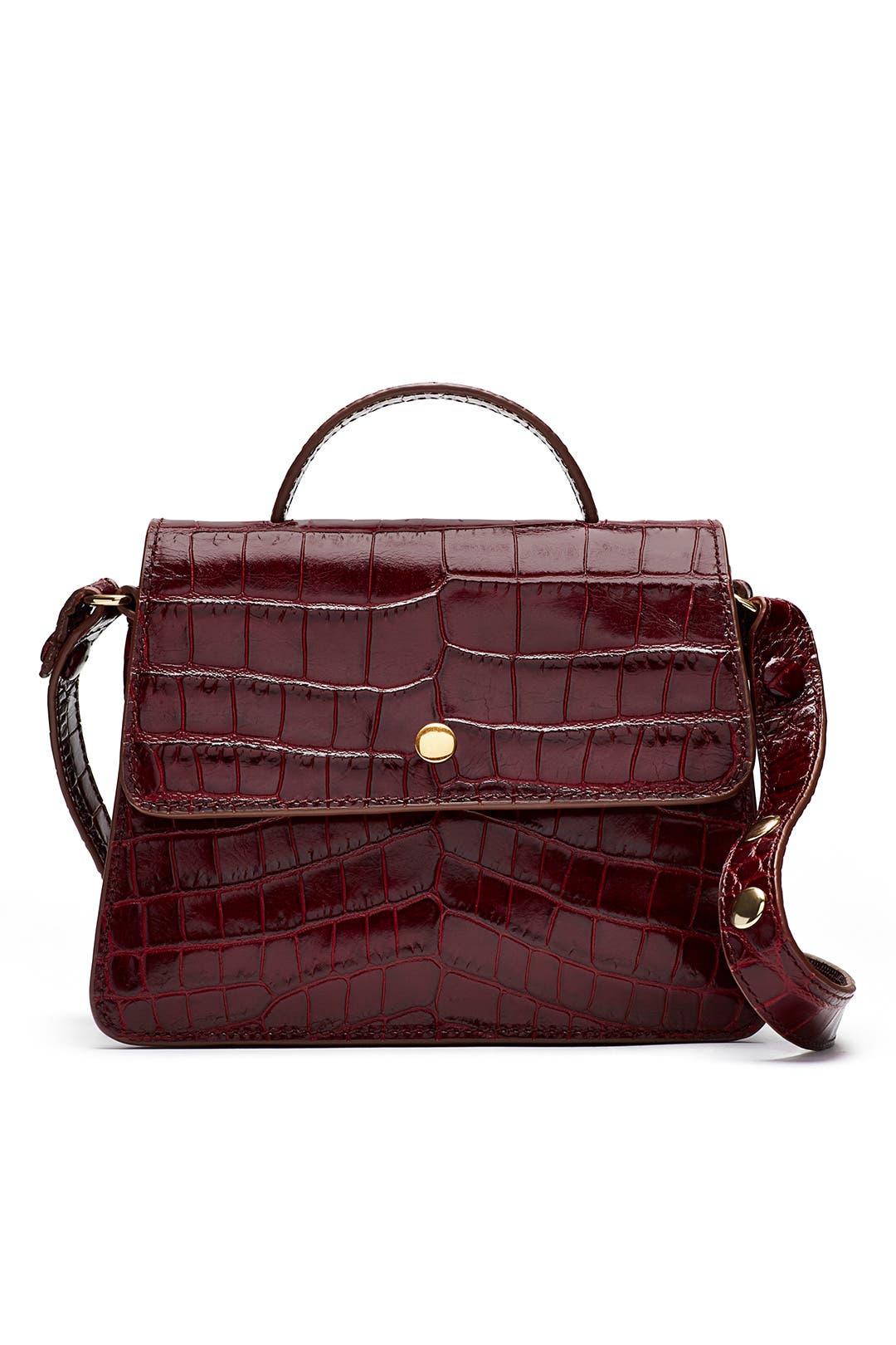 boutique Elizabeth & James Eloise Mini-sac Cartable En Rouge Bas Prix Rabais Vente Dernières Collections h1DzCc1K