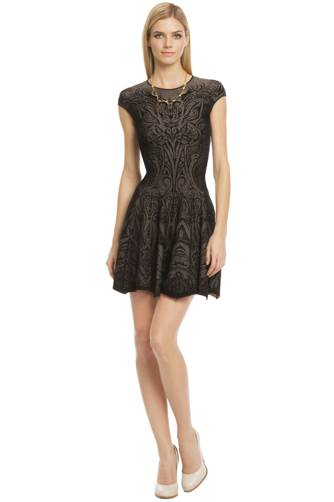 Night Racer Dress by RVN