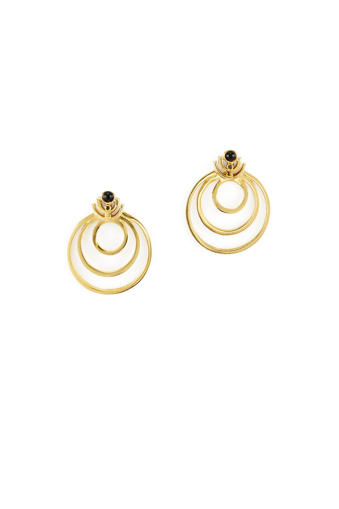 Dynasty Hoop Earrings by Gillian Steinhardt