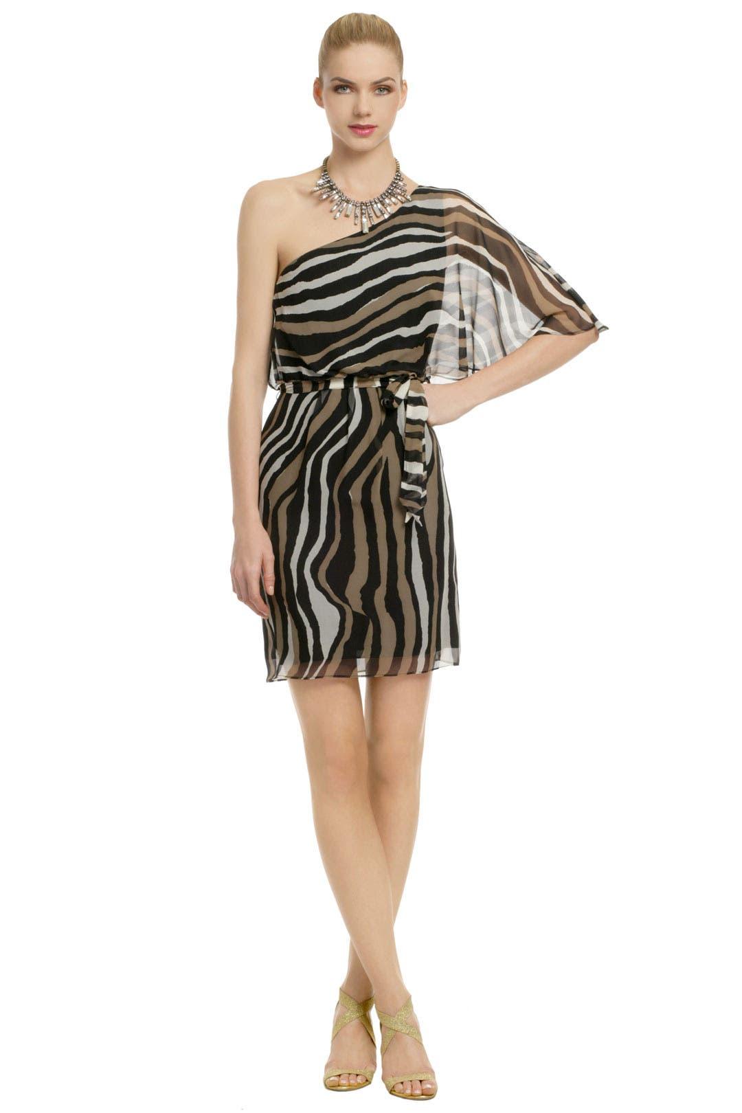 Lion Roar Dress by Trina Turk