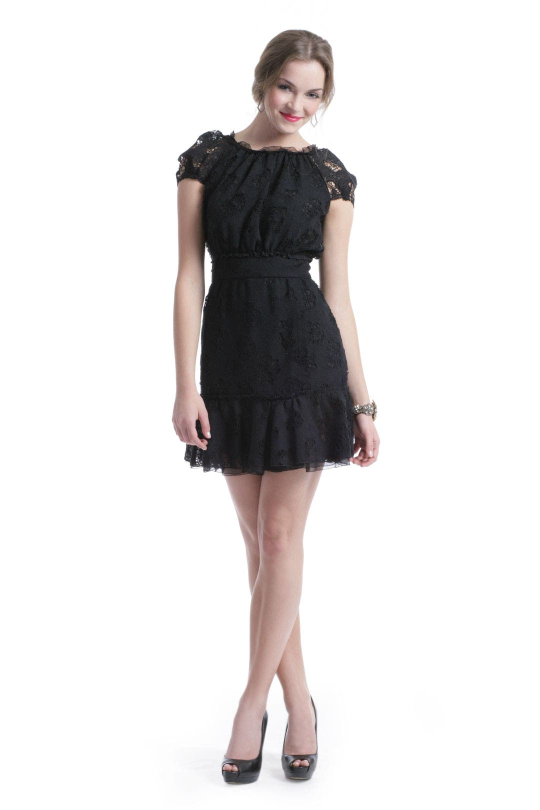 Perfect Lara Lace Dress by Nina Ricci