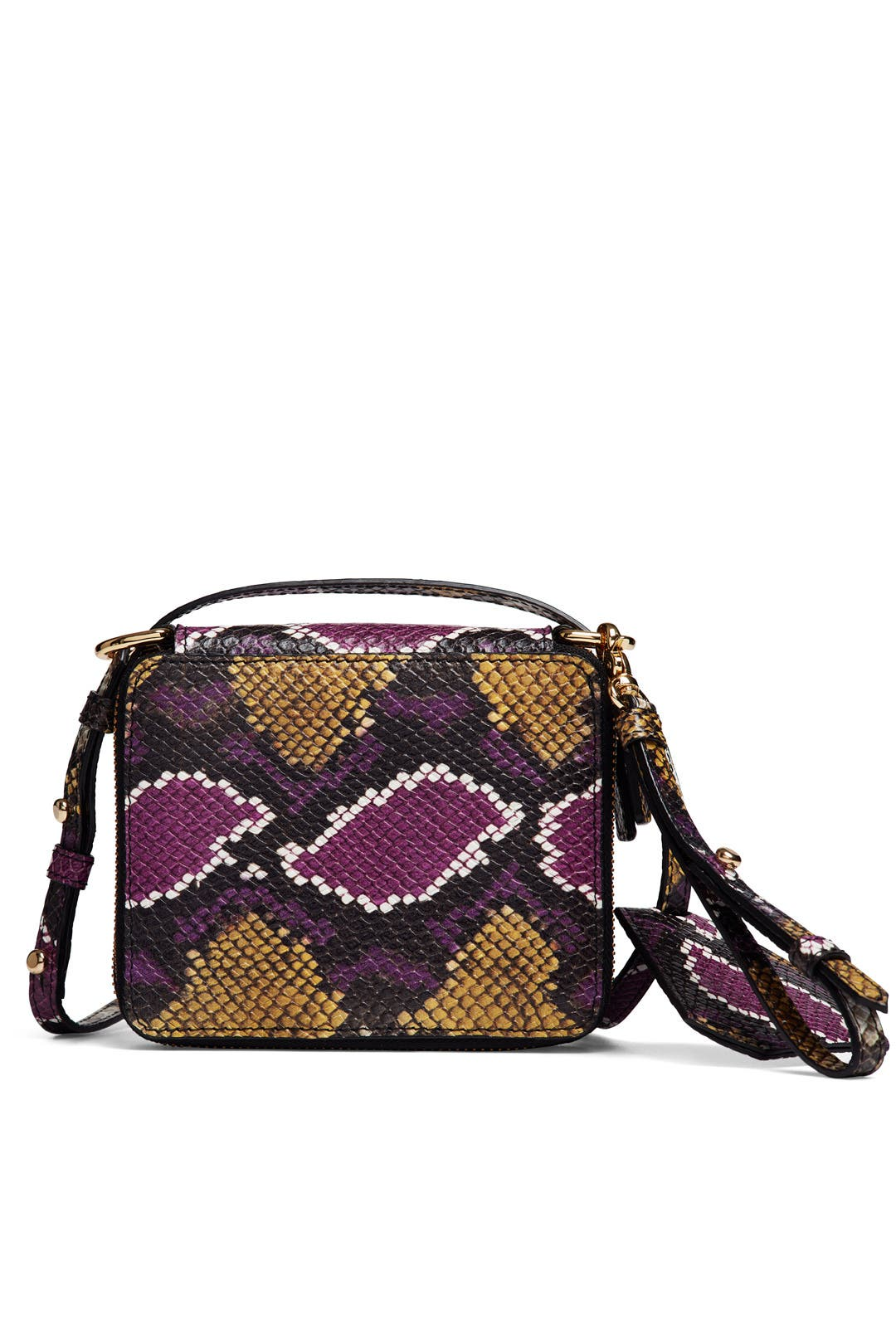 Snake Print Mini Bag By Marques