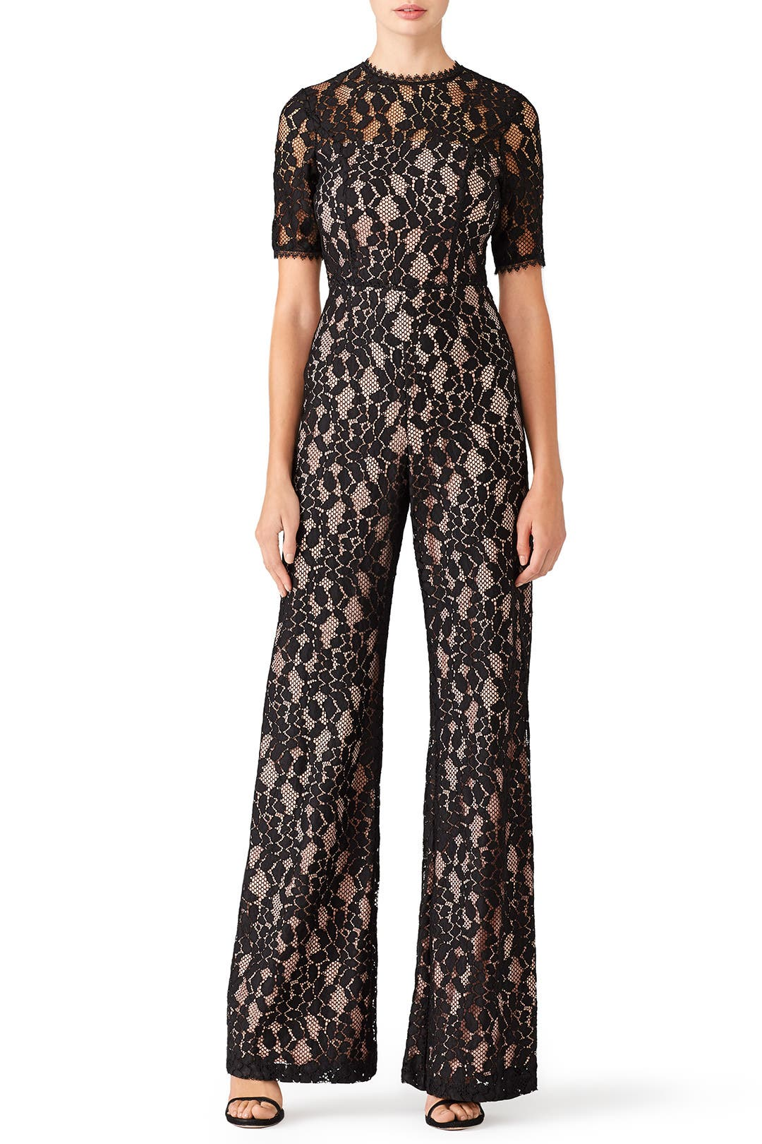 f5f186e94b Janus Lace Jumpsuit by Alexis for  70 -  85