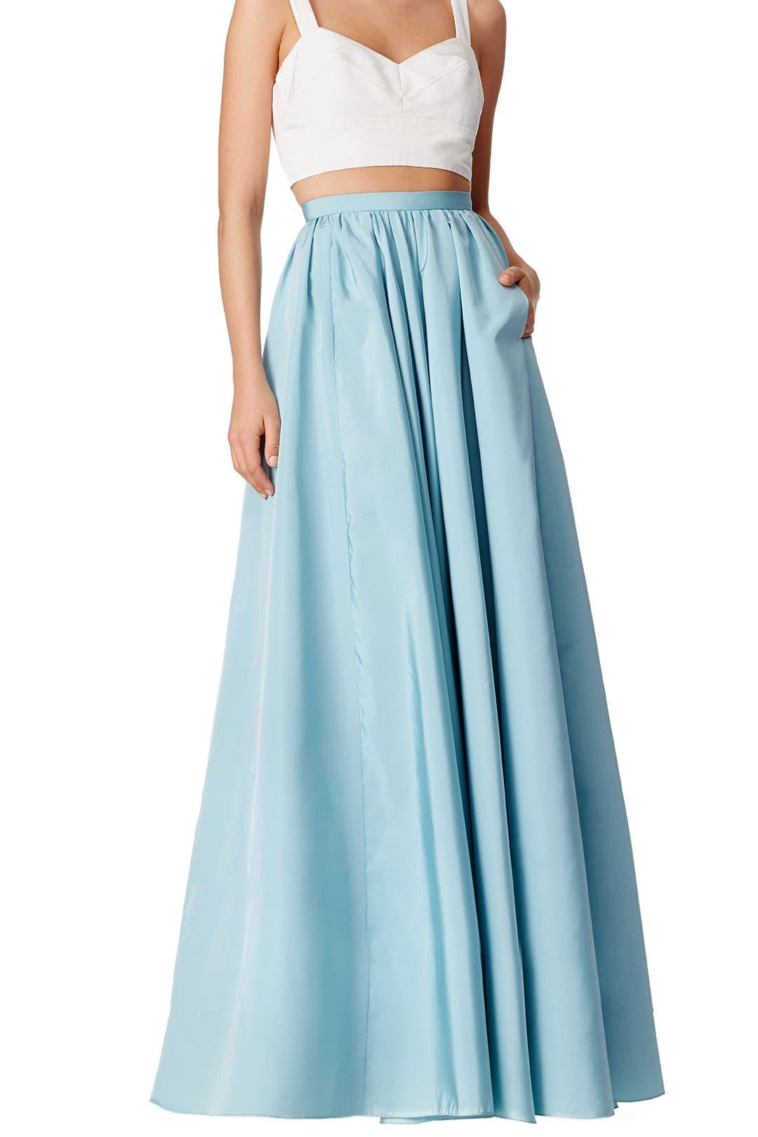 Modern Love Skirt by Jill Jill Stuart for $99 | Rent the Runway