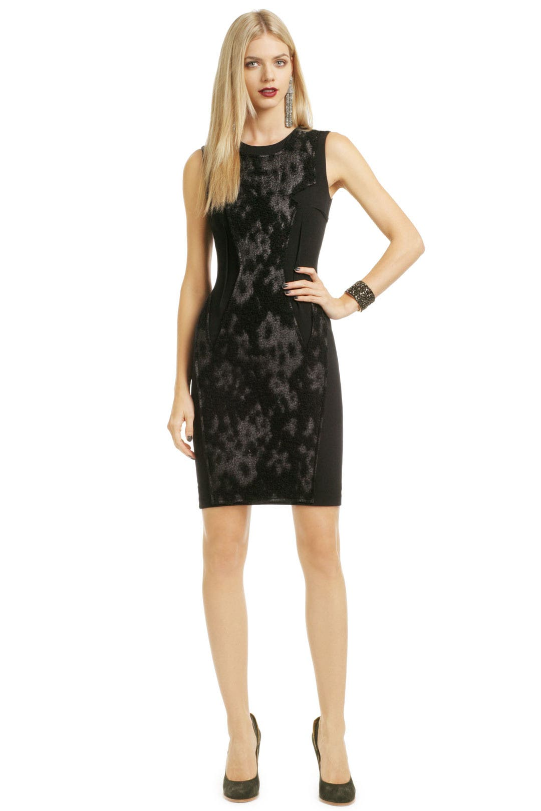 Jump To Conclusion Sheath by Prabal Gurung