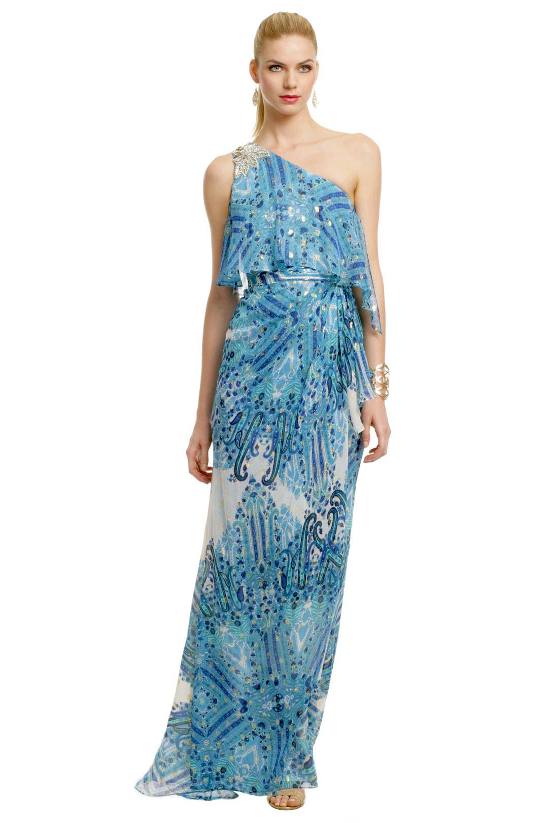 Dream On Gown by Badgley Mischka