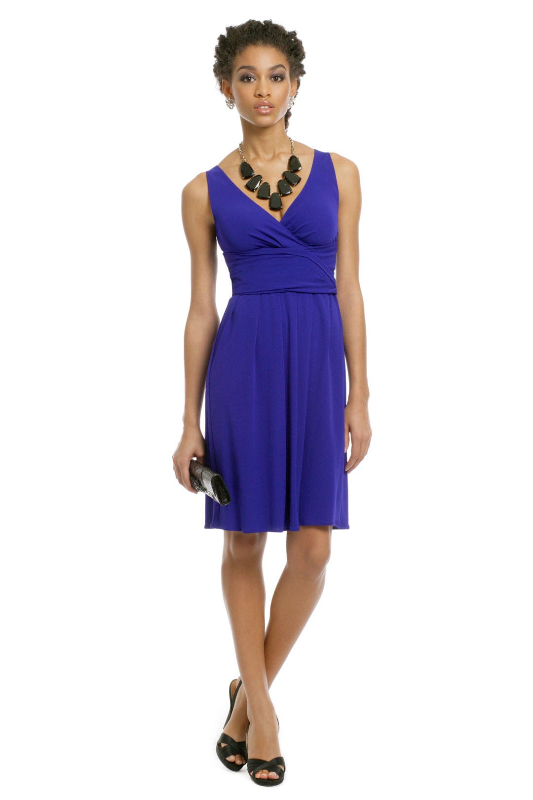 Indigo Dance Dress by Moschino Cheap And Chic