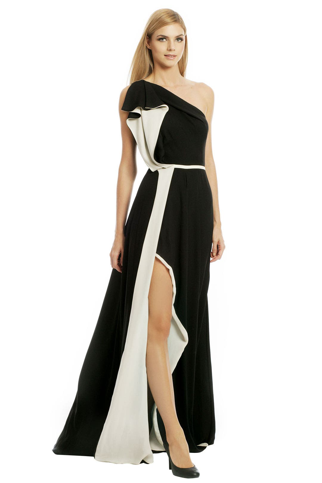 Pleasing To The Eye Gown by Halston Heritage for $120 | Rent the Runway