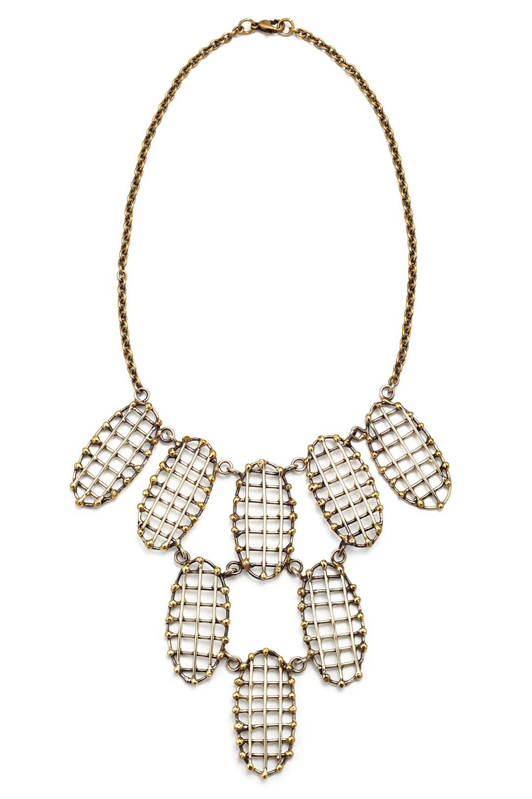 Cuirass Necklace by Anndra Neen