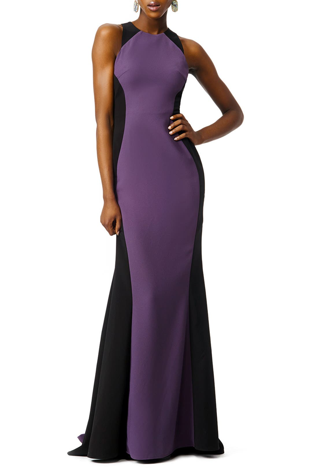 Black Night Gown by nha khanh for $150 | Rent the Runway
