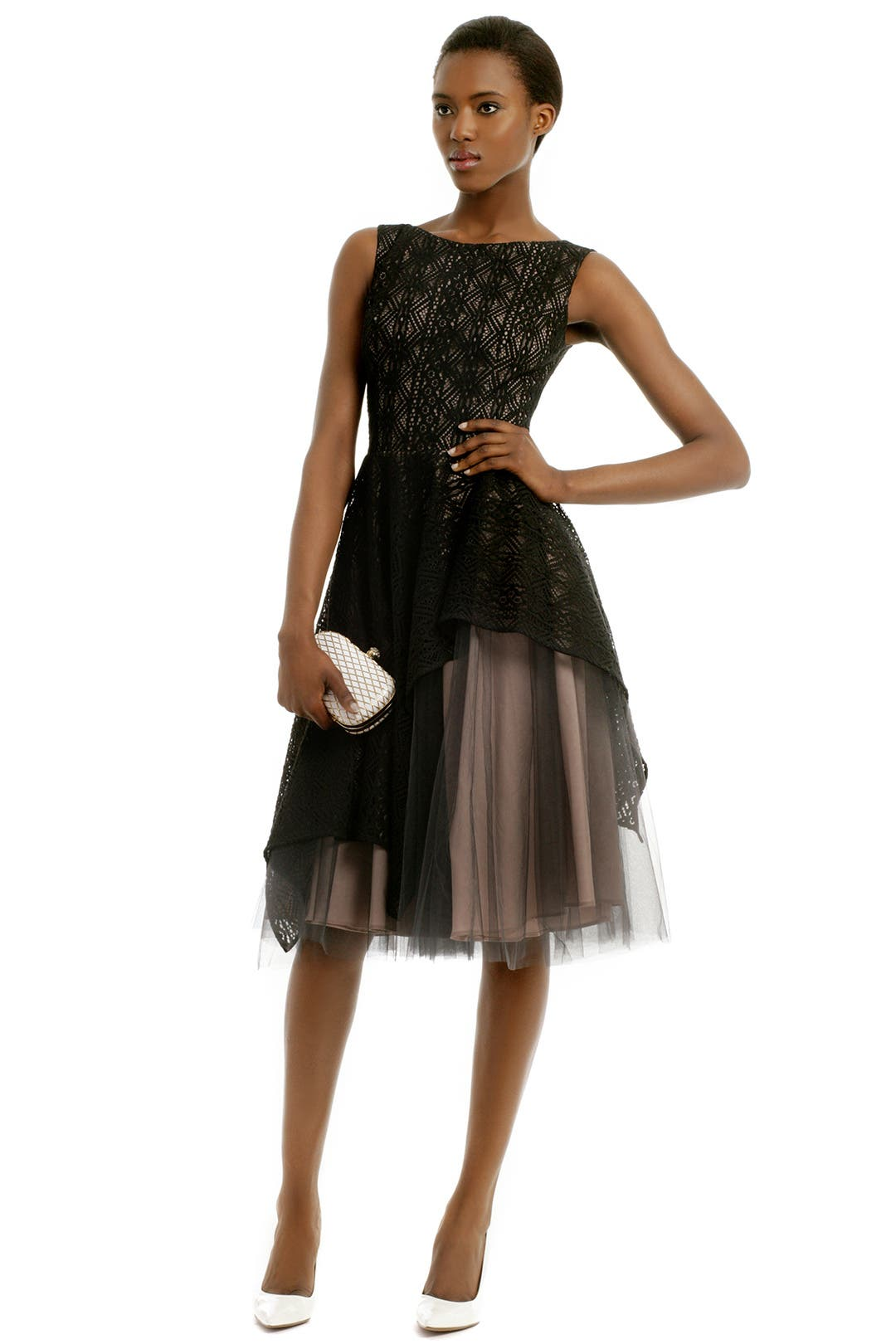 Sabrina Tulle Dress by nha khanh