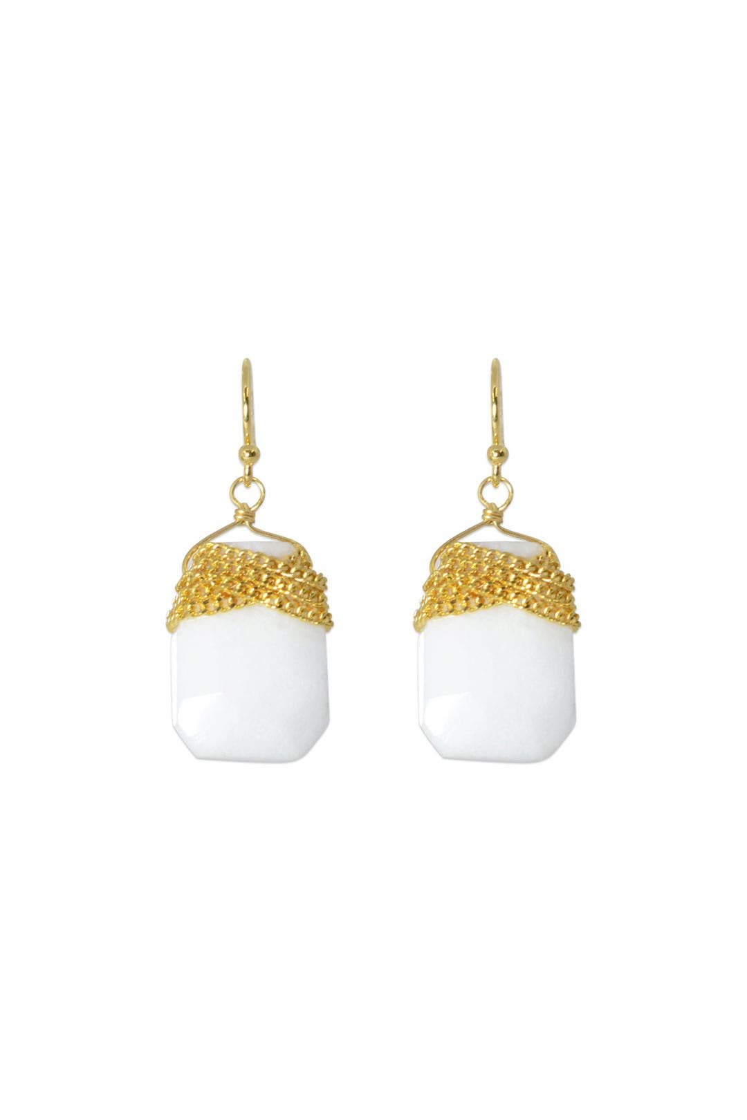 Pure Isis Earrings by AV Max