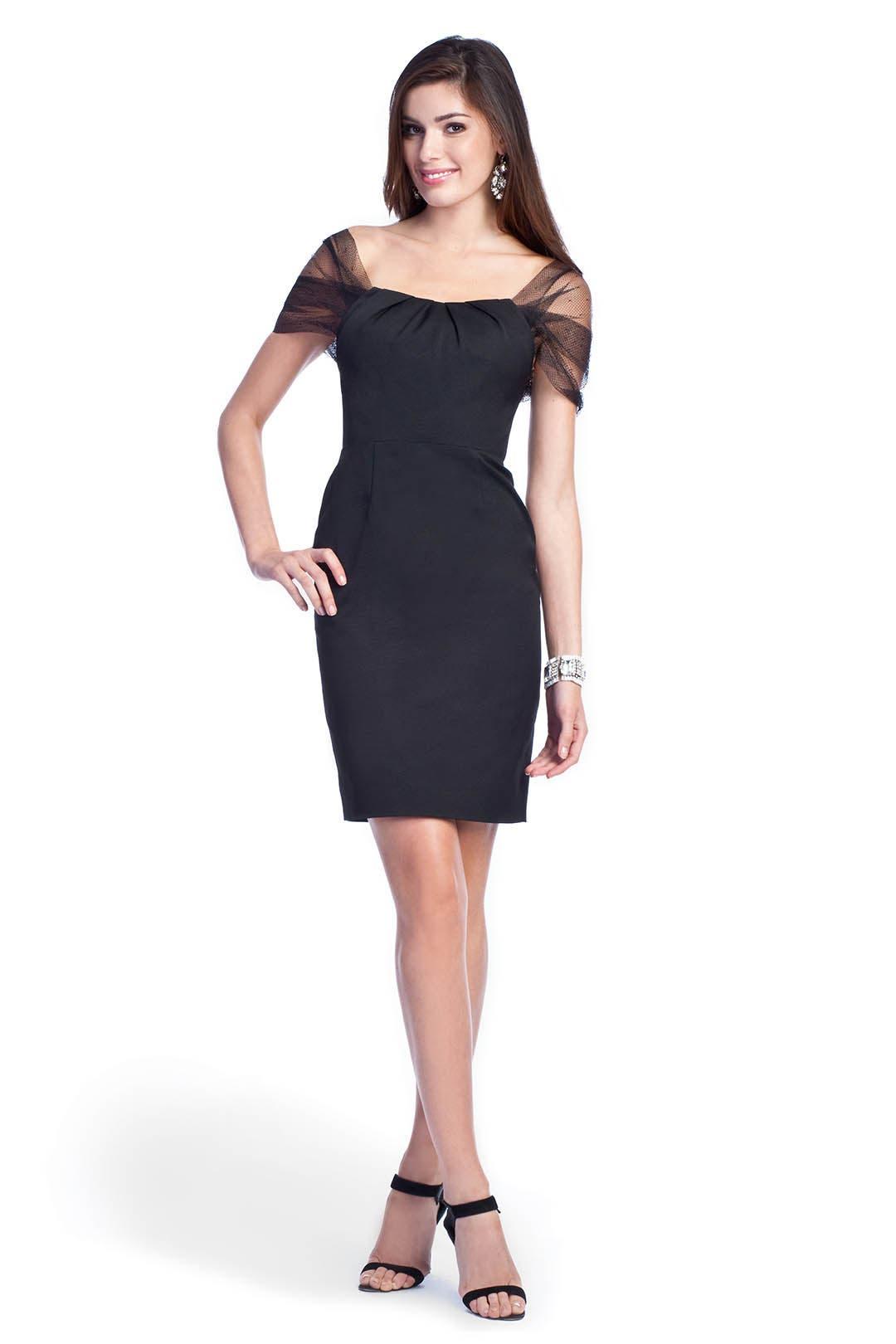 Tulle Elegance Dress by Lela Rose