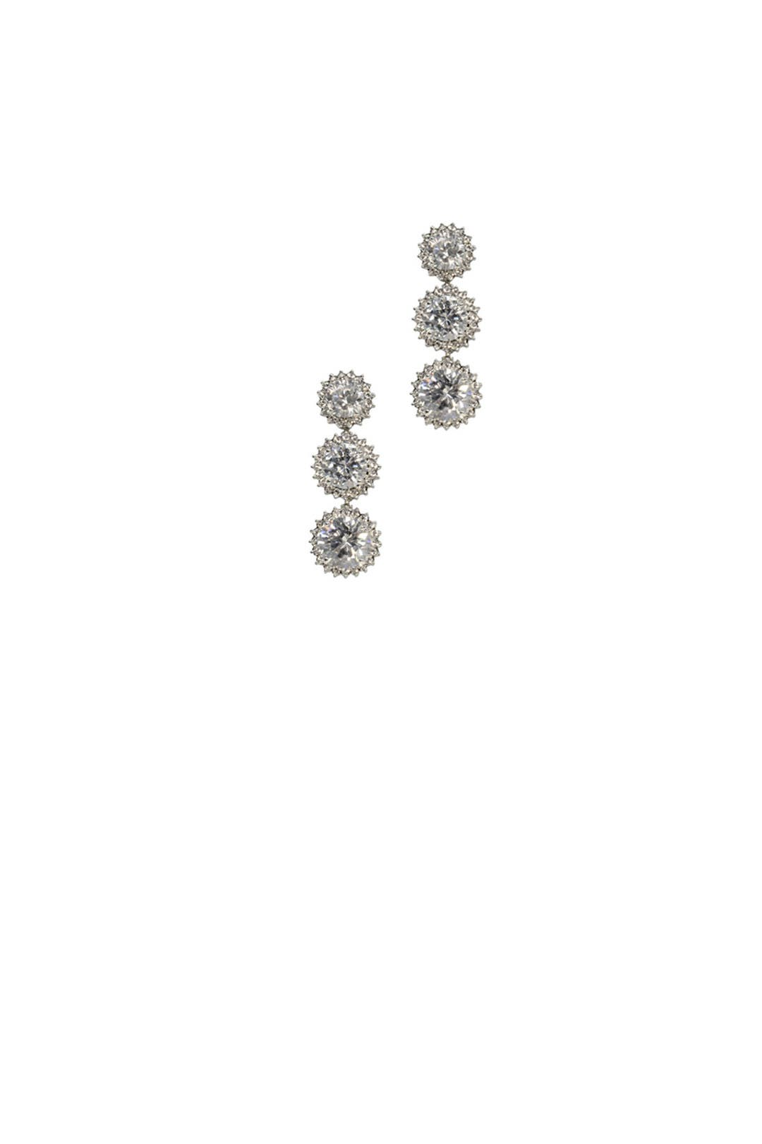 Ocean Moon Earrings by Badgley Mischka Jewelry