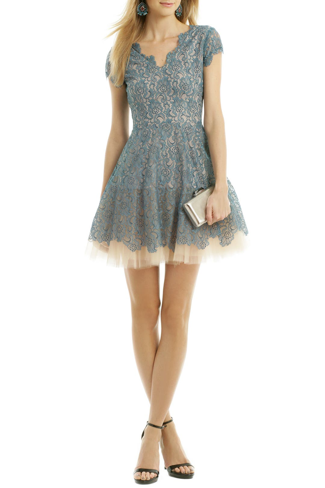 On Cloud Nine Dress By Nha Khanh For 65 80 Rent The