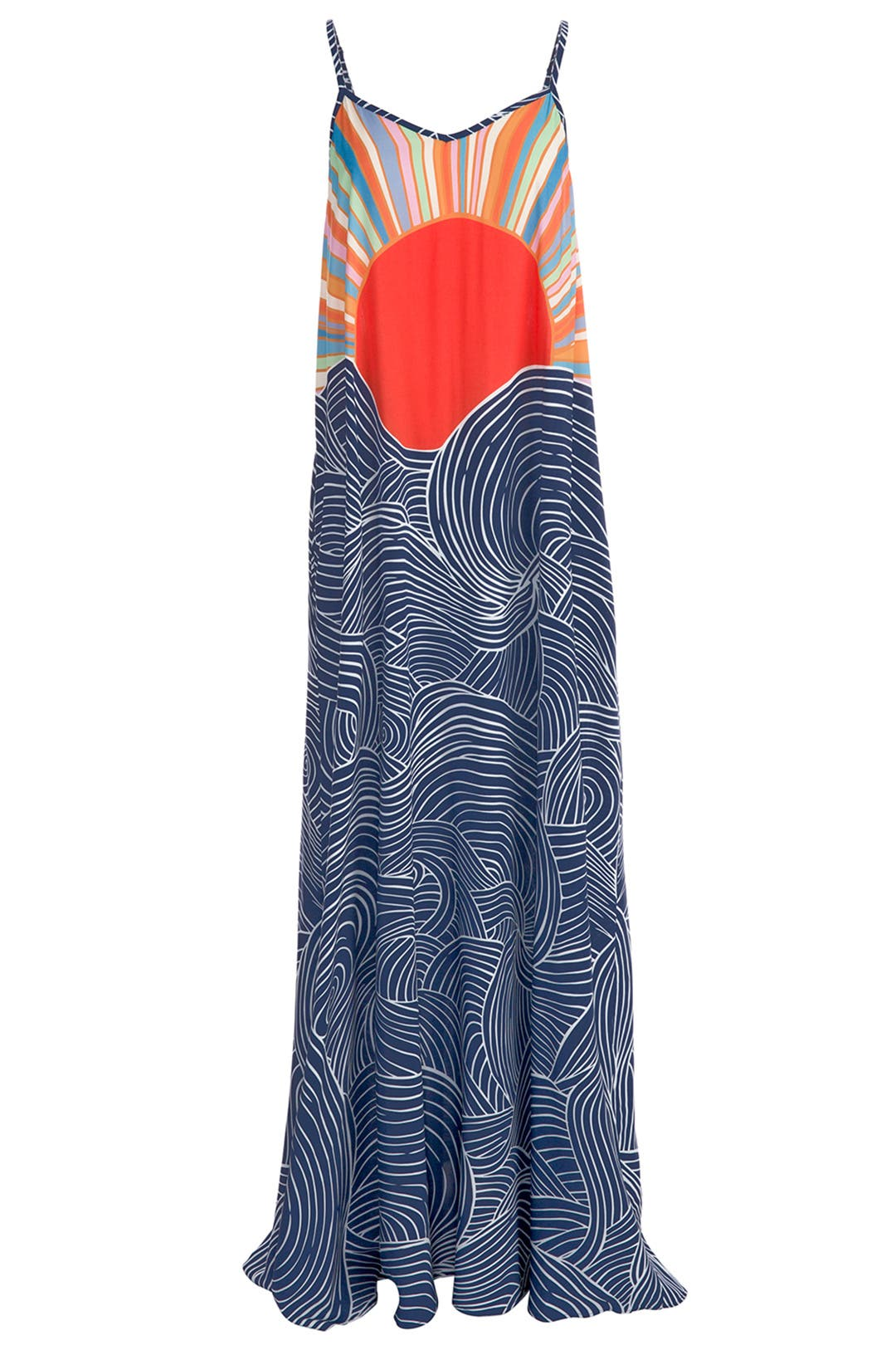 Misun Maxi Dress by Mara Hoffman for $55 - $70 | Rent the Runway