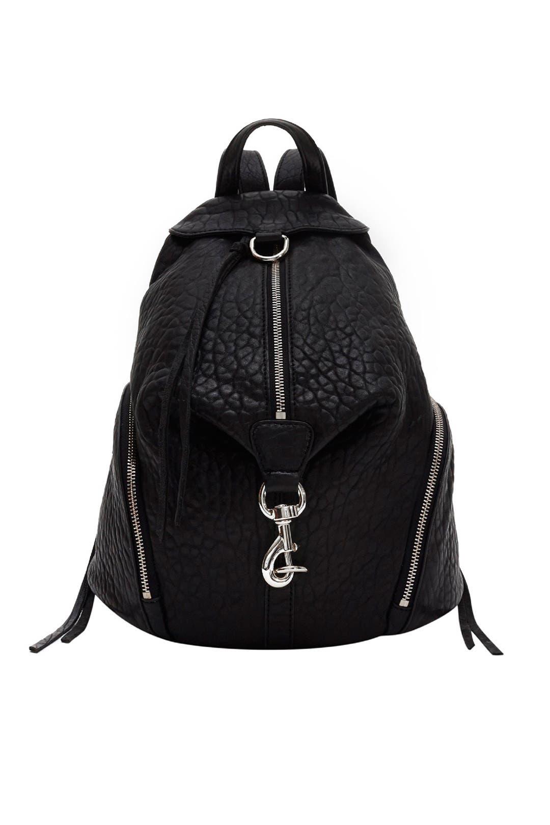 Black Julian Backpack by Rebecca Minkoff Handbags