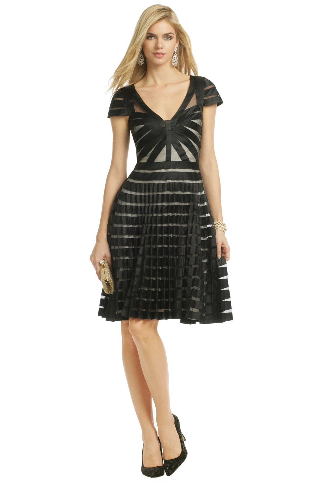 fb378a52ab013 So Fan-tastic Dress by Temperley London for $352 | Rent the Runway