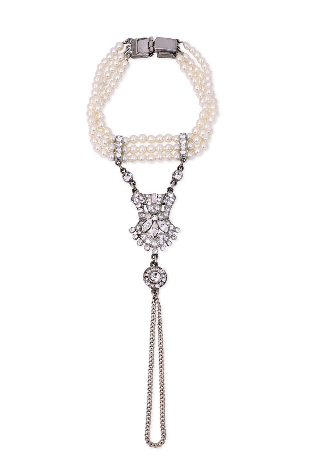 Buchanan Chain Bracelet by Ben-Amun