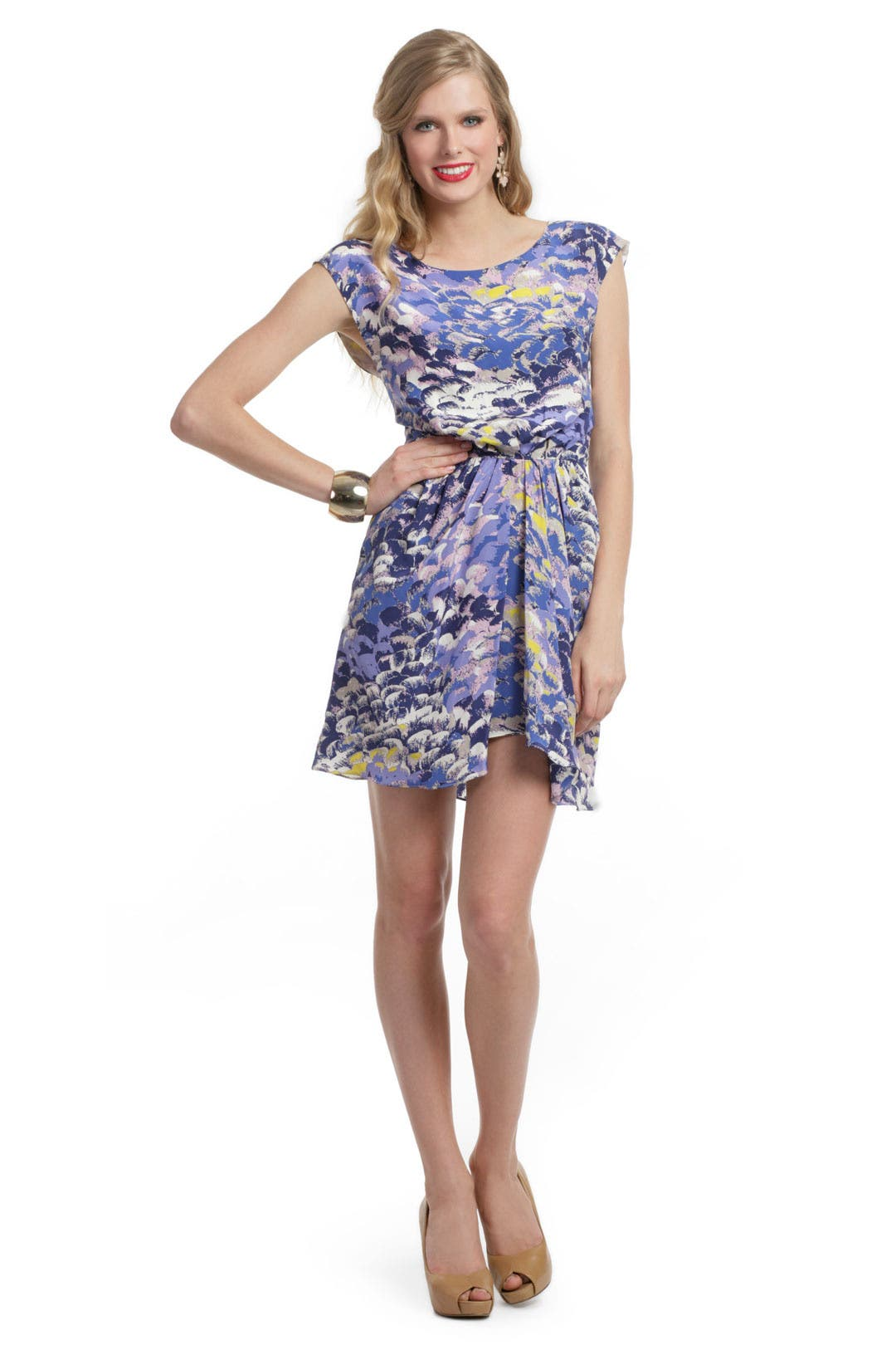 Hampton Harbor Dress by Tibi