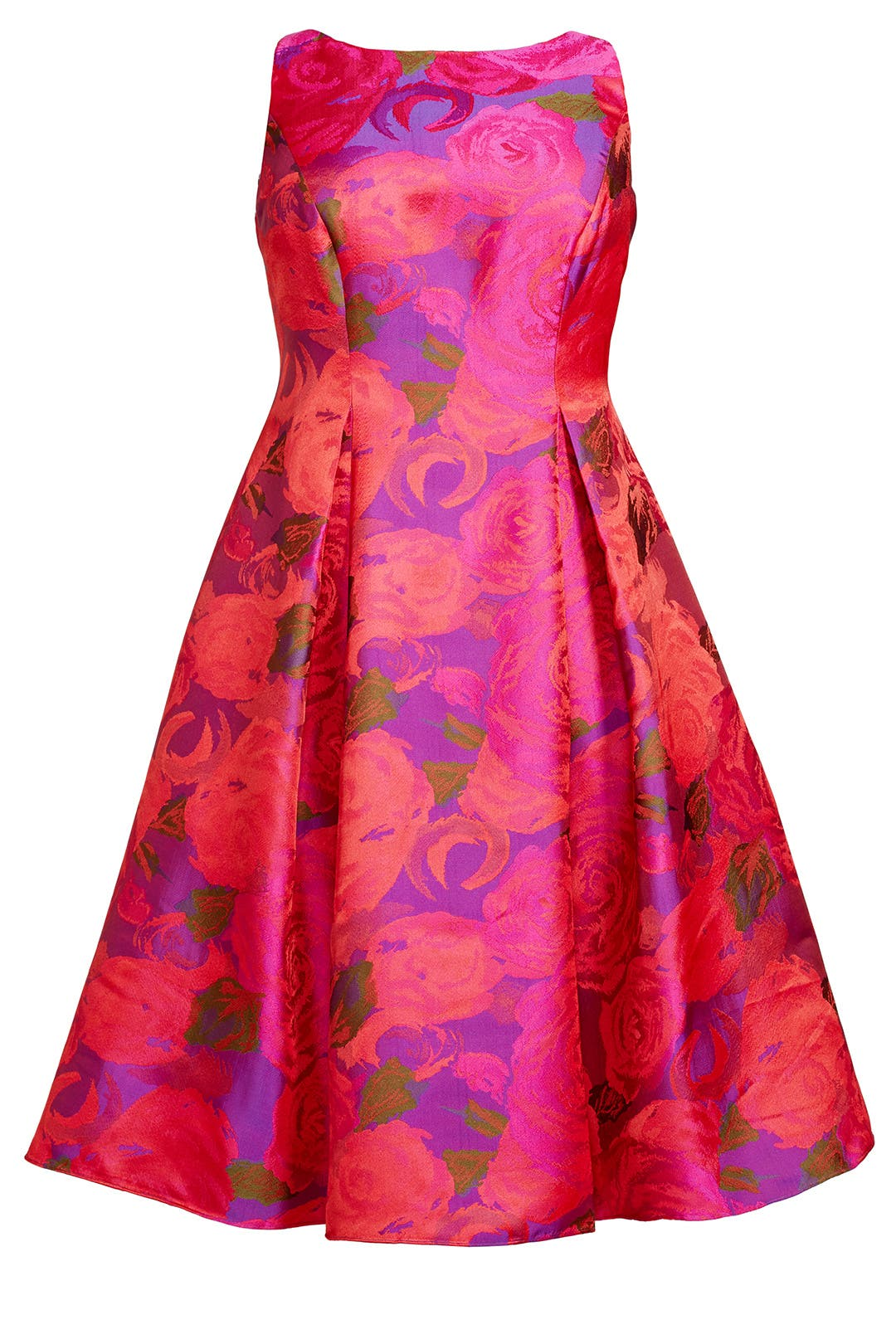 Electric Blossom Dress by Adrianna Papell for $40 | Rent the Runway