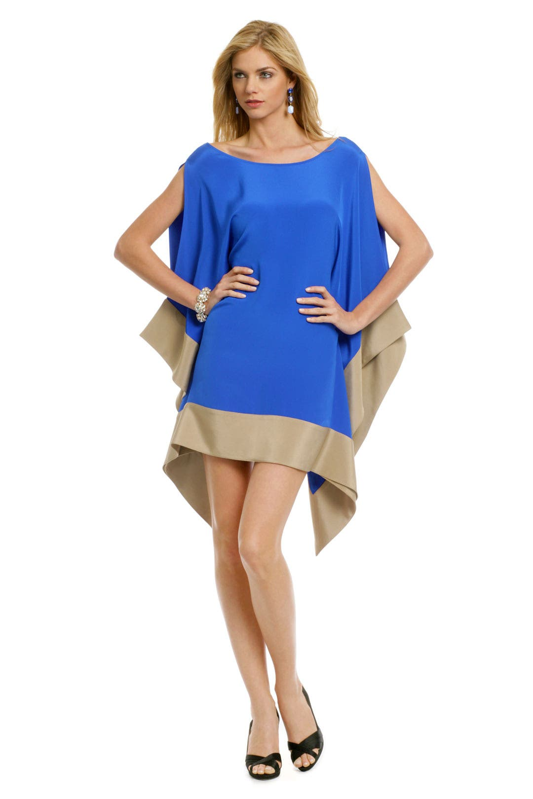 Allure Draped Dress by Jay Godfrey