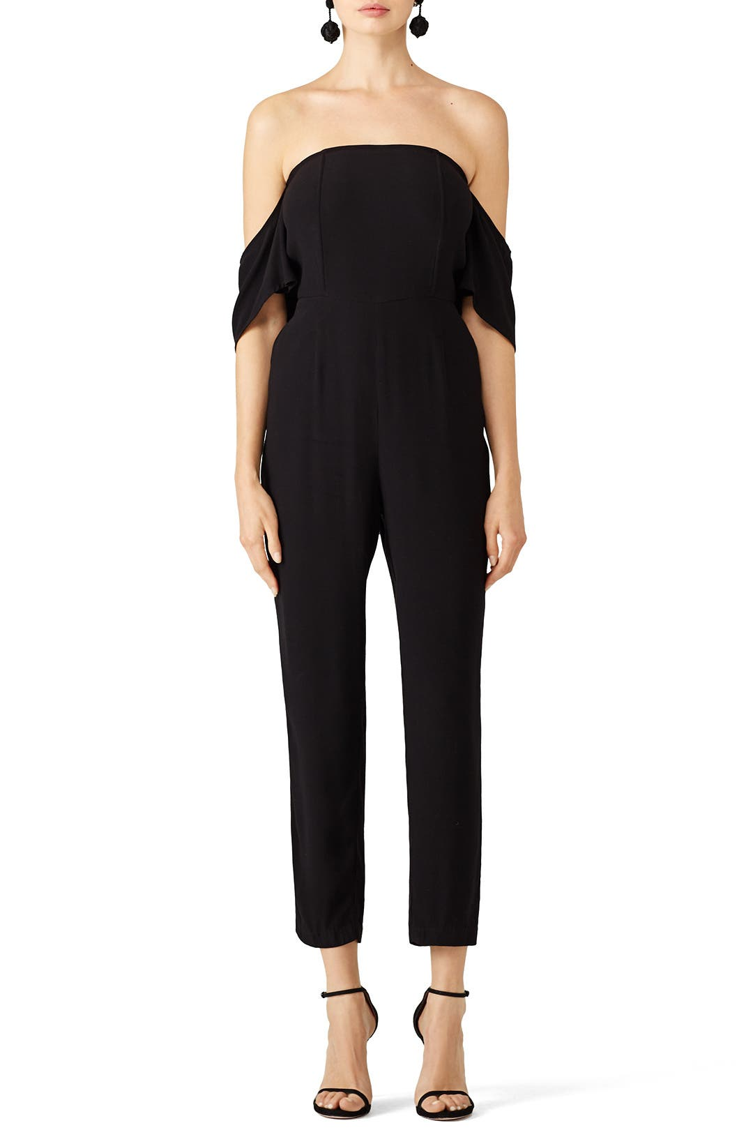 b6b10d48efaa cupcakes and cashmere. Read Reviews. Skinny Leg Jumpsuit