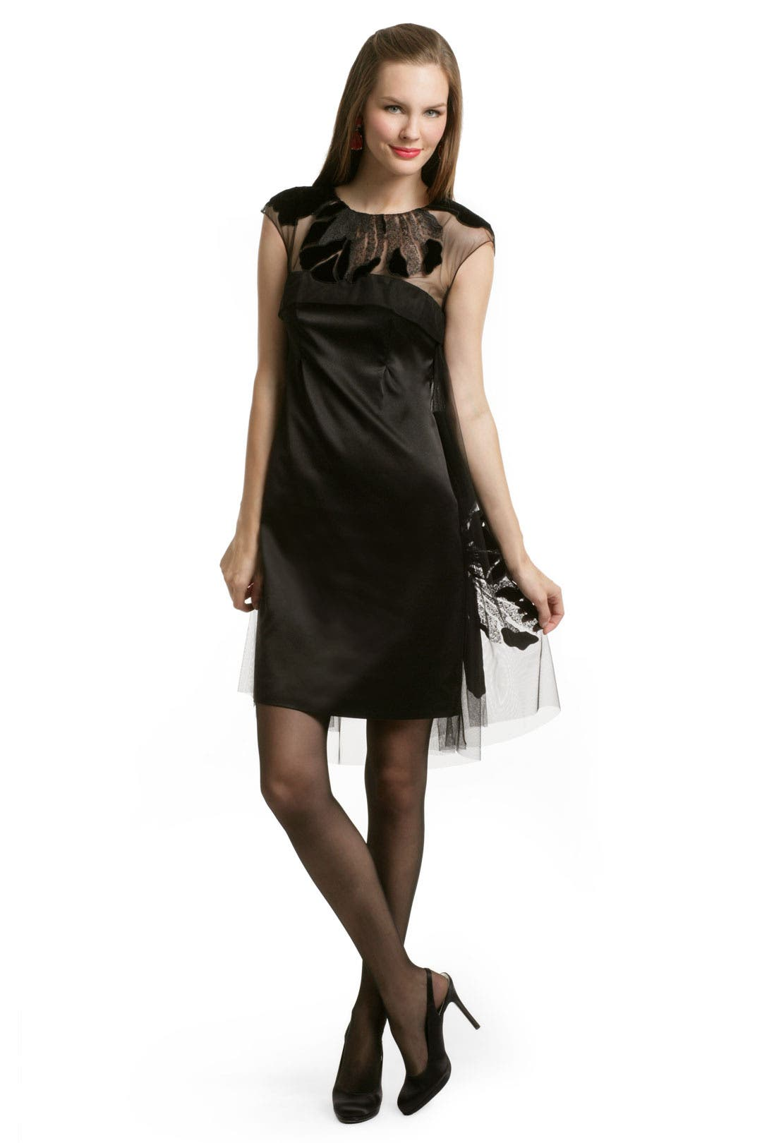 Night At The Opera Dress by Alberta Ferretti