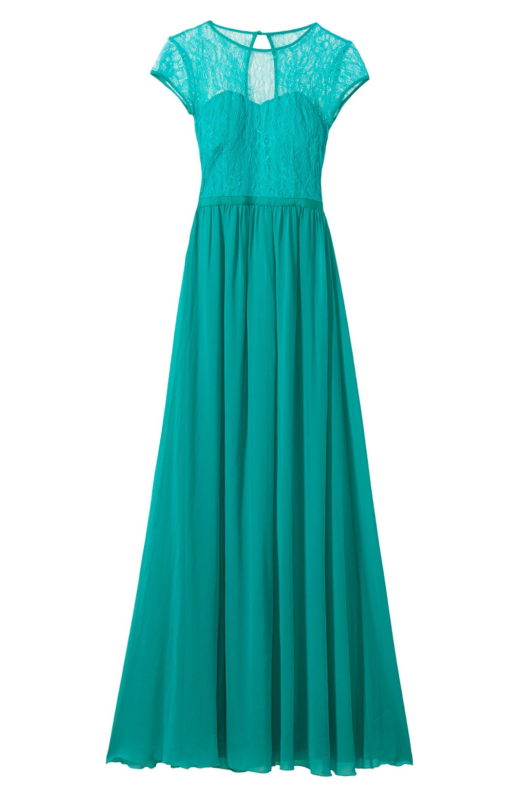 Tealjuana Gown by ERIN erin fetherston for $90 | Rent the Runway