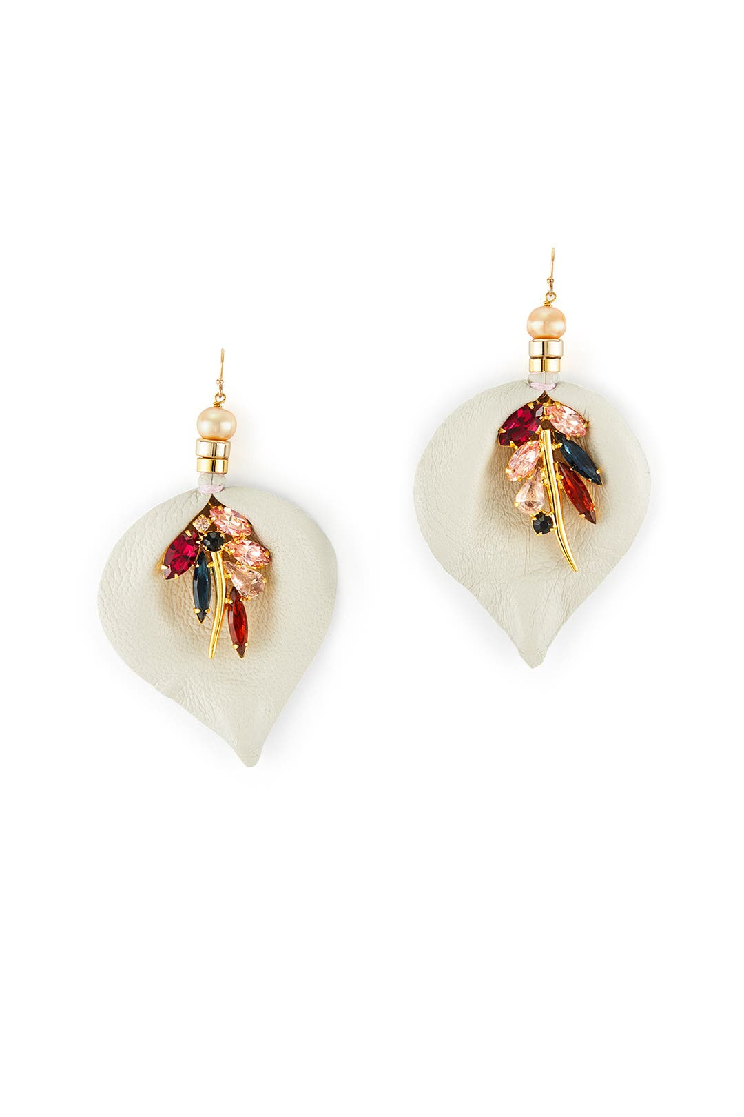 First Hot Summer Night Earrings by Lizzie Fortunato