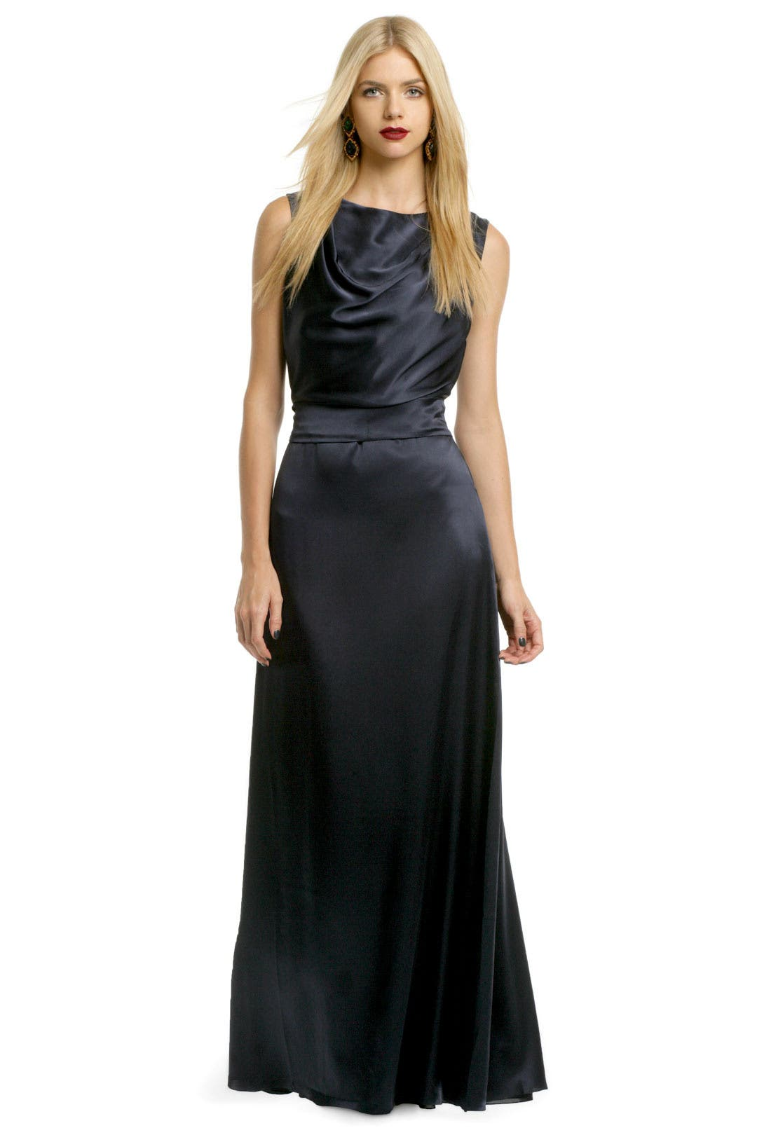 High Impact Gown by Carlos Miele