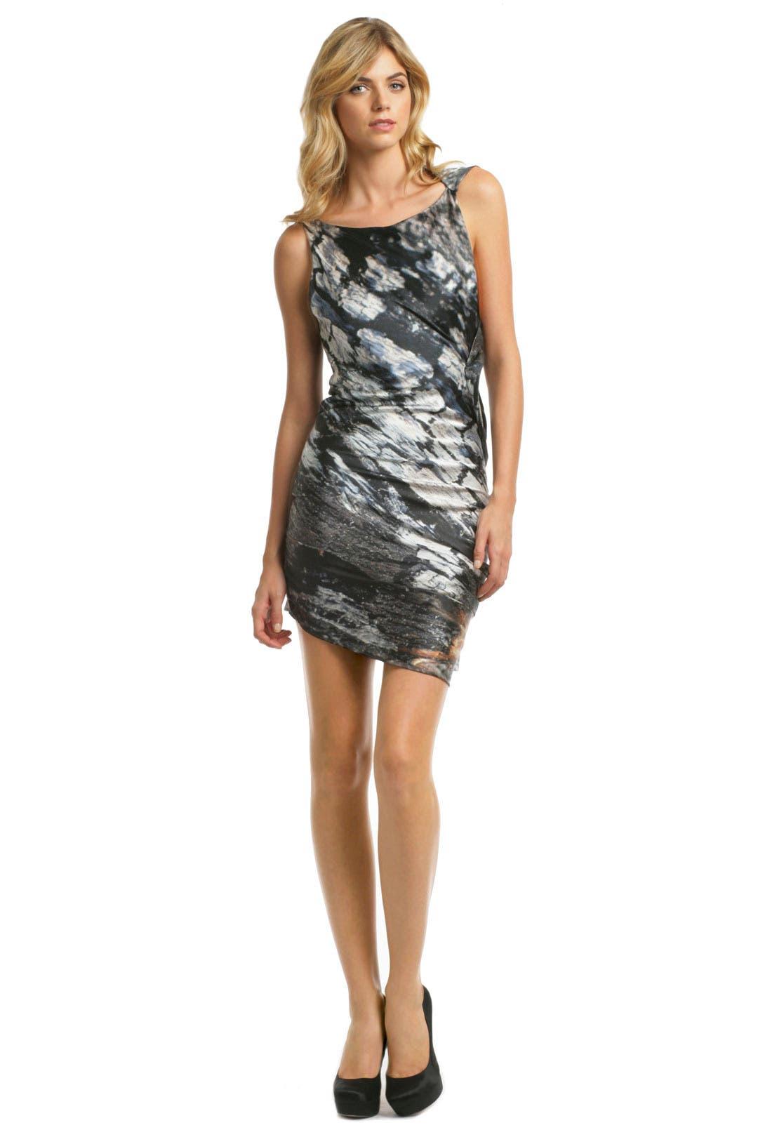 Gravel Mod Dress by Daniel Vosovic