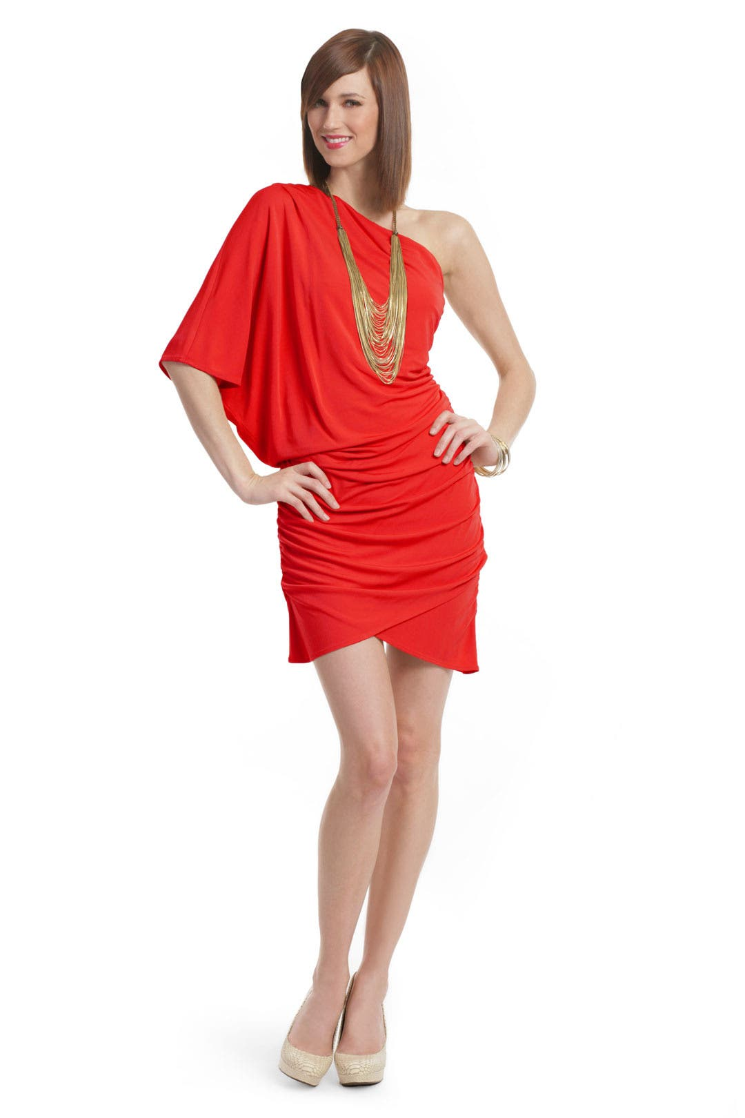 Lava Lovin Dress by Haute Hippie