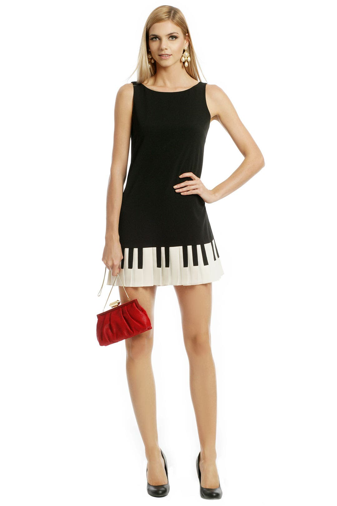 Piano Key Shift by Moschino Cheap And Chic