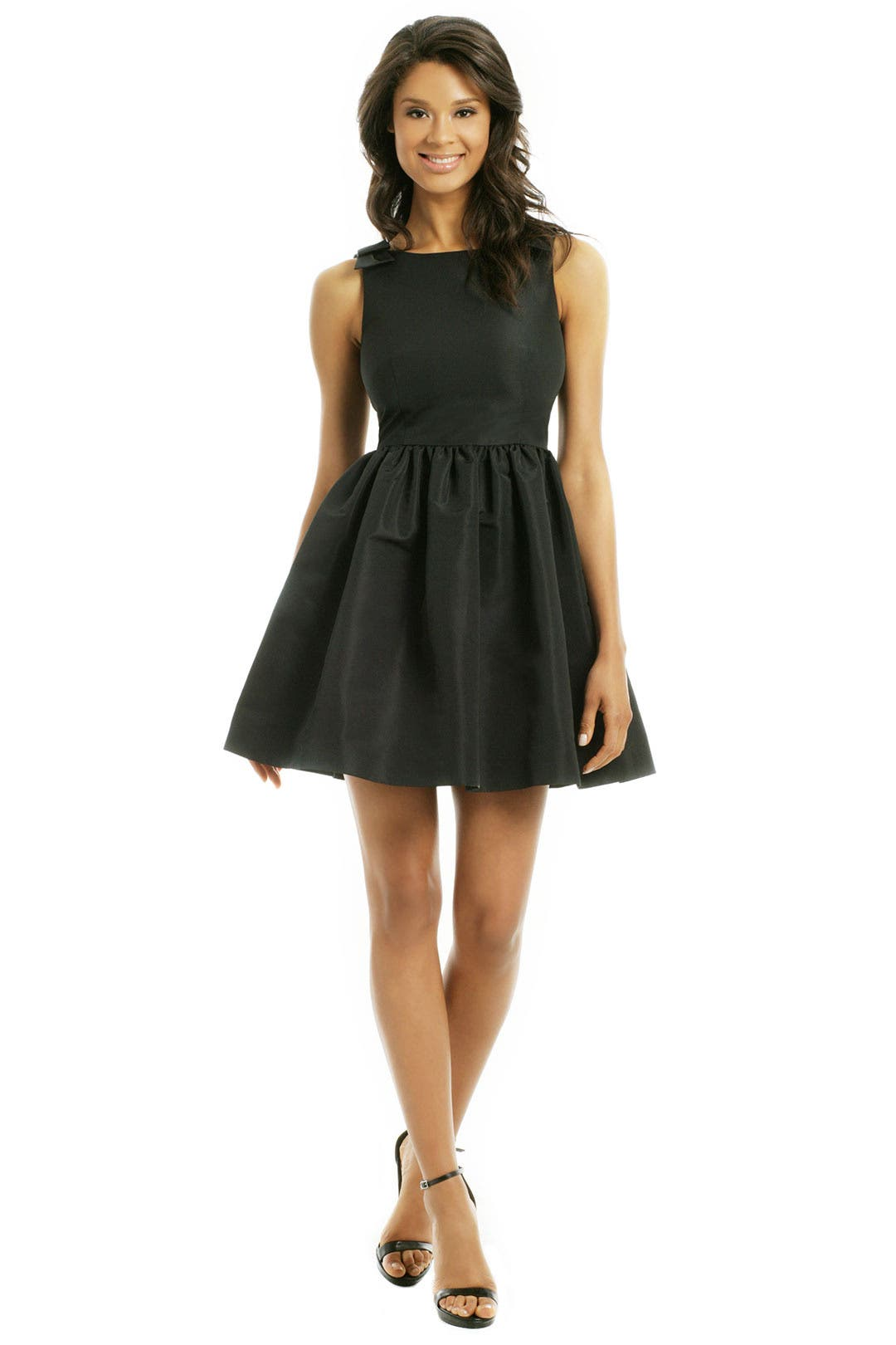 Runaway Bow Tie Dress by RED Valentino