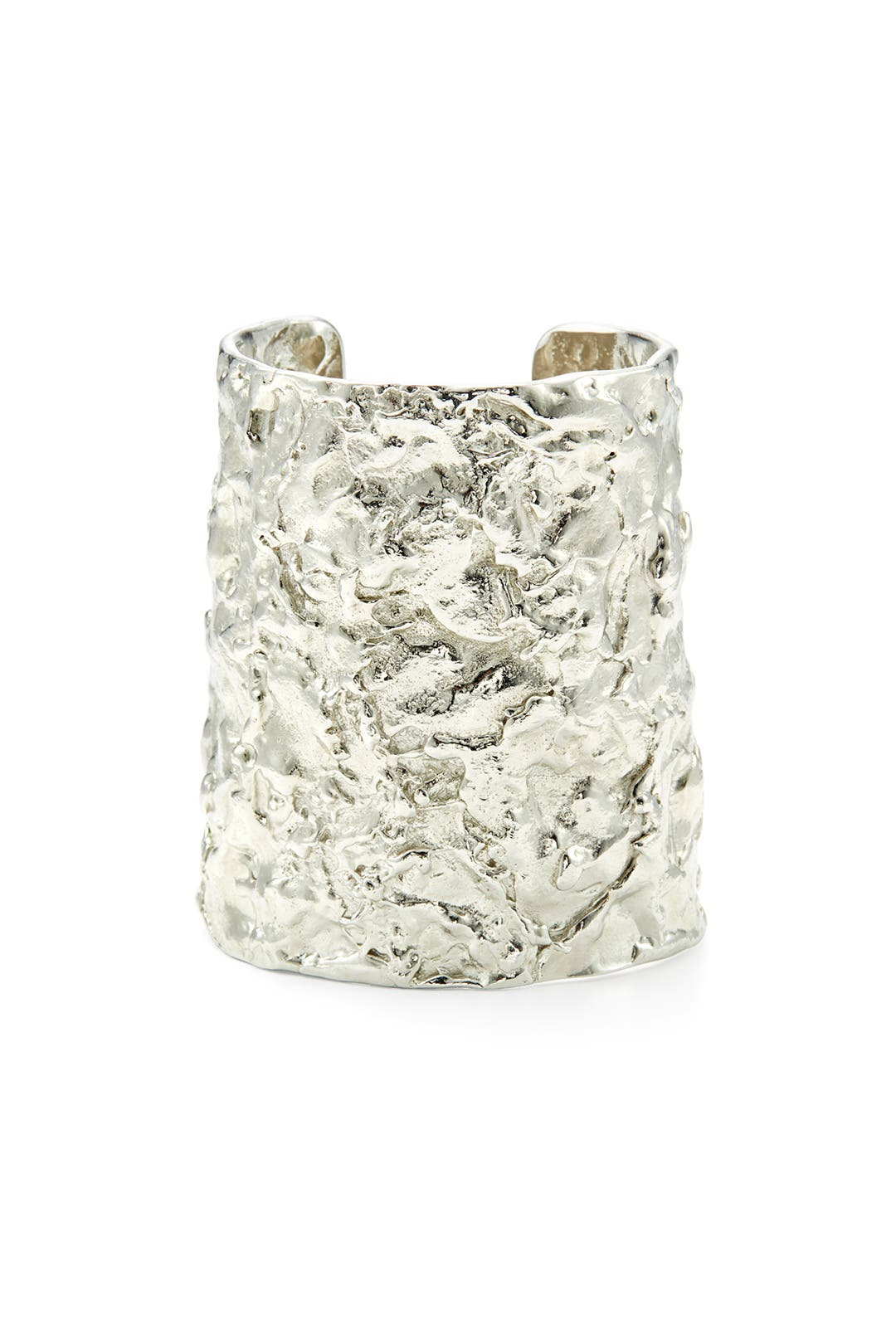Melted Metal Cuff by Ben-Amun