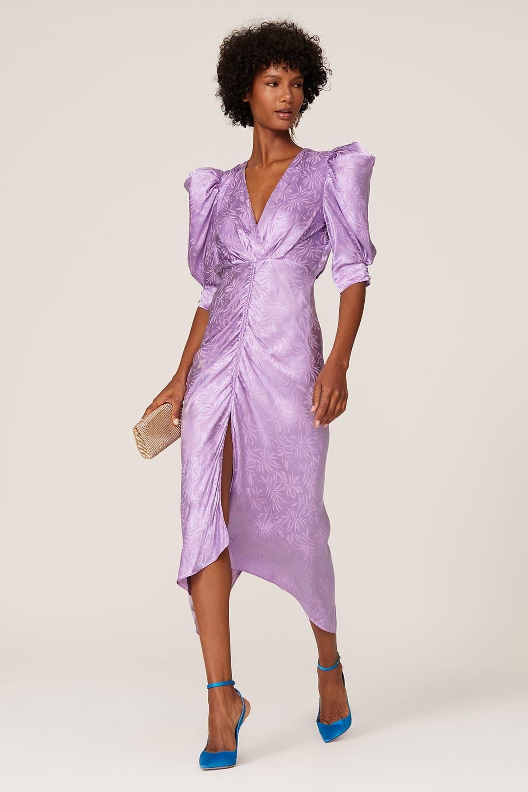 Saratoga Ruffle Sleeve Dress - Envisage-Cromwell