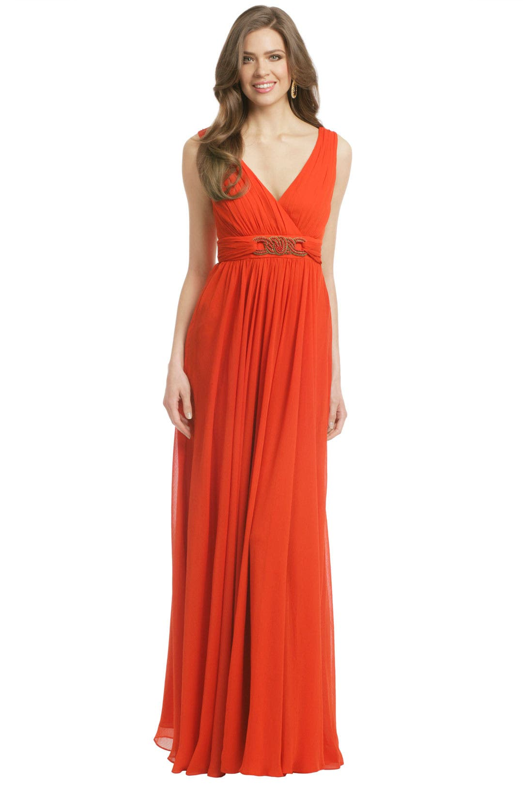 Barbuda Beach Gown by Badgley Mischka