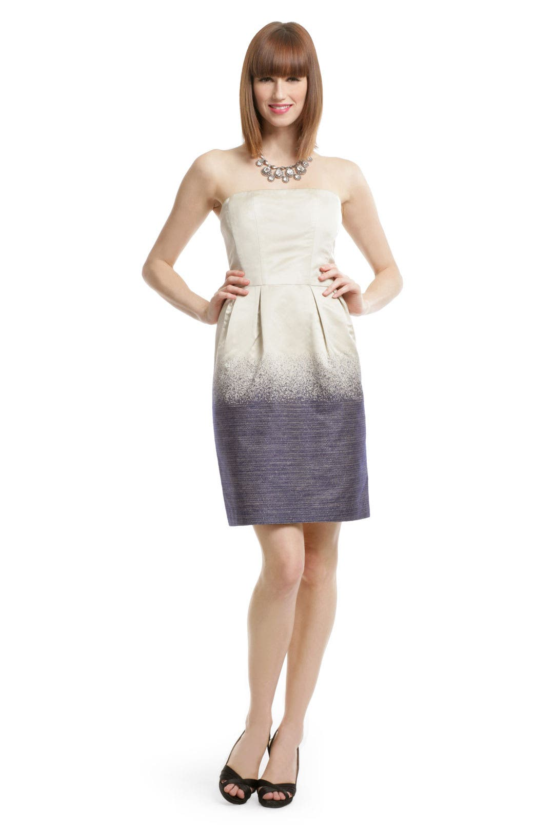 Outstanding Ombre Dress by Trina Turk